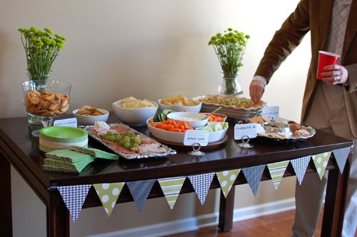baby shower food table decorations images pictures becuo